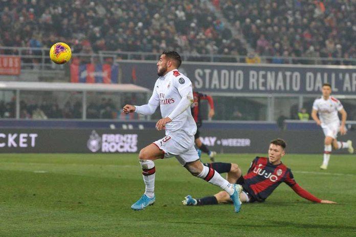 Milan vs Bologne