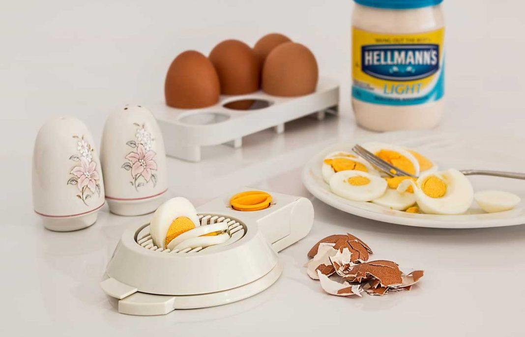 œuf dur