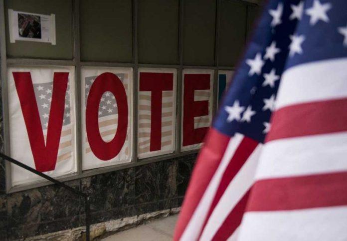Vote Etats Unis